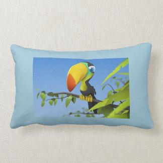 parrot almofada pillow