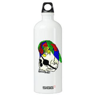 Parrot and Pirate Skull SIGG Traveler 1.0L Water Bottle
