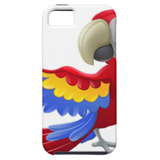 Parrot Animal Cartoon Character iPhone SE/5/5s Case
