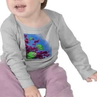 Parrot Babys infant shirt
