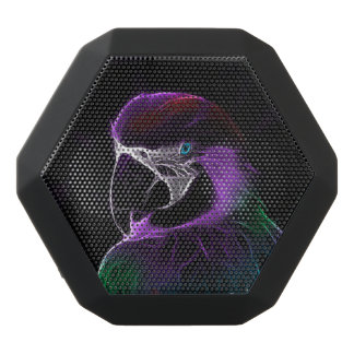 Parrot Bird Black Bluetooth Speaker