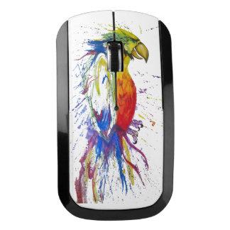 Parrot Budgie Bird Wireless Mouse