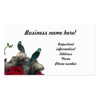 Parrot Business Card!