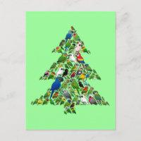 Parrot Christmas Tree 4.25