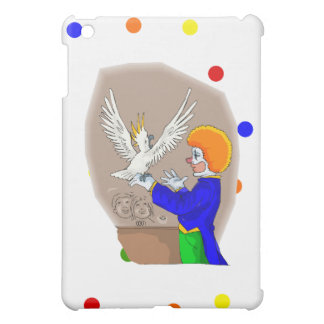 Parrot Clown Cover For The iPad Mini