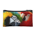 Parrot Cosmetic Bags