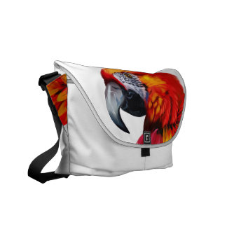 Parrot Courier Bag