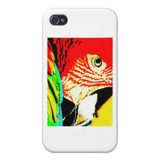Parrot Dice iPhone 4/4S Covers