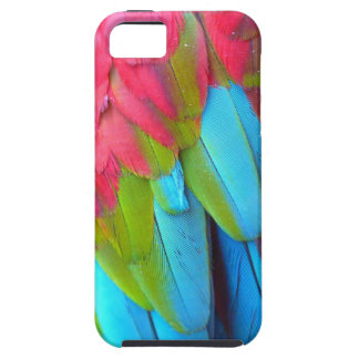 Parrot Feathers iPhone 5 Case
