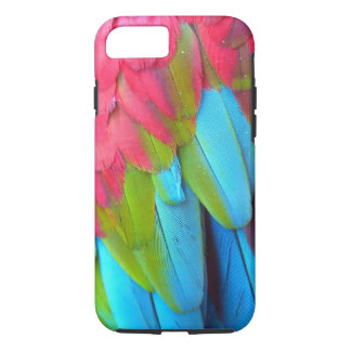 Parrot Feathers iPhone 7 case