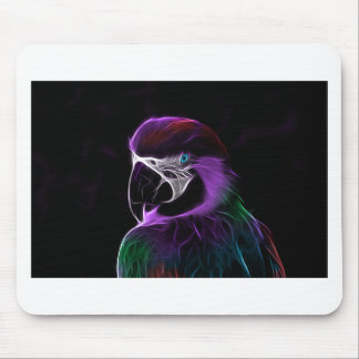 parrot fractal design range mouse pad