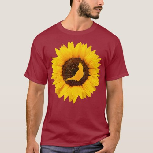 Parrot Gift For Women Men Parrakeet Bird Lover T_Shirt
