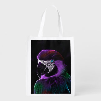 Parrot Grocery Bag