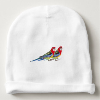Parrot image for  Baby Cotton Beanie