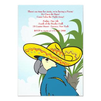 Parrot Invitation