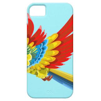 parrot iPhone SE/5/5s case