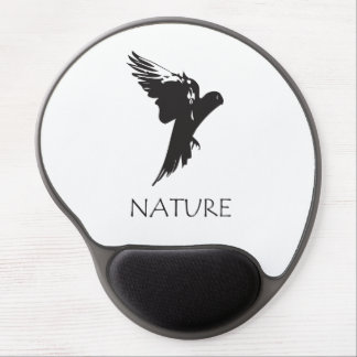 Parrot Macaw | Nature Series Products Gel Mouse Pad