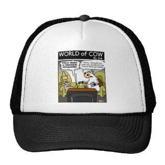 Parrot Normal Activity Trucker Hat