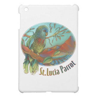 Parrot of St Lucia Case For The iPad Mini