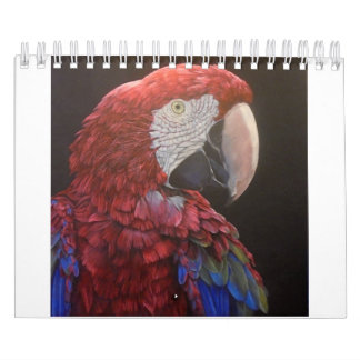 Parrot Passion Calendar for you