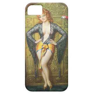 Parrot & Pin-Up iPhone SE/5/5s Case