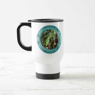 Parrot Porthole Travel Mug