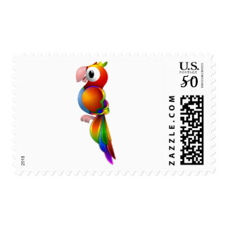 Parrot Postage