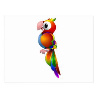 Parrot Post Cards
