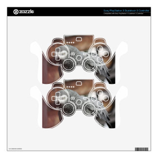Parrot PS3 Controller Decal