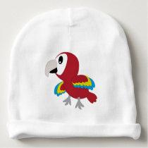 Parrot - Rainforest Newborn Hat