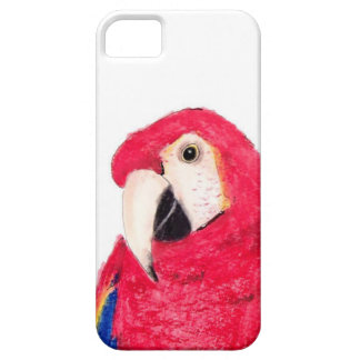 Parrot Red iPhone SE/5/5s Case
