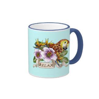 Parrot Relax Ringer Coffee Mug