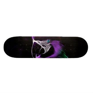 Parrot Skateboard Deck