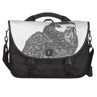 Parrot Sketch Laptop Commuter Bag