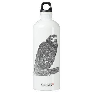 Parrot Sketch SIGG Traveler 1.0L Water Bottle