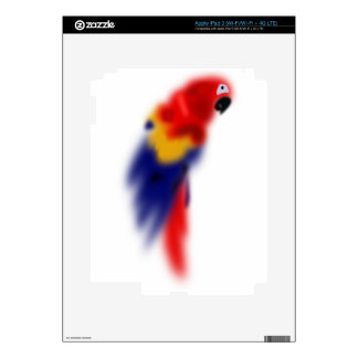 Parrot Skin For iPad 3