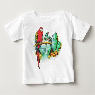 Parrot Trio Baby T-Shirt