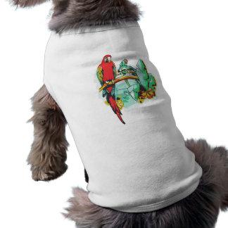 Parrot Trio Shirt