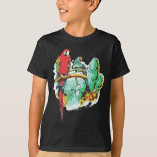 Parrot Trio T-Shirt