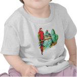 Parrot Trio T Shirt
