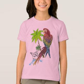 Parrot Tropical Cruise T-Shirt