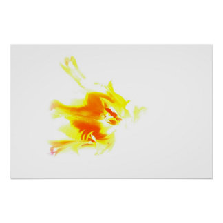 Parrot Tulip Abstract Photo Print