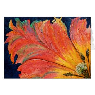 Parrot Tulip Flower Fine Art Greeting Card S Gay