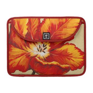 Parrot Tulip I MacBook Pro Sleeve