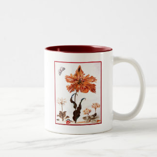 Parrot Tulip Mug