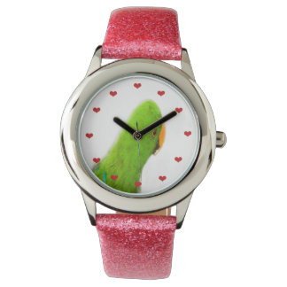 Parrot Wrist Watches