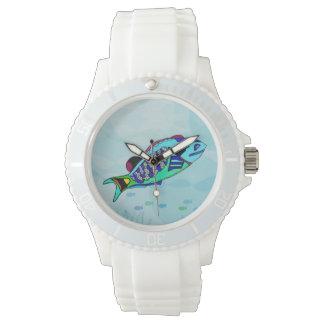 Parrotfish Wrist Watch