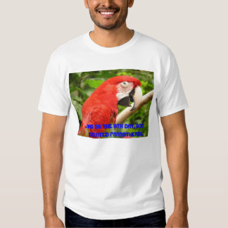 Parrothead T-shirt