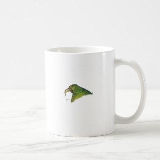 parrotlet atado lila, fernandes tony taza de café