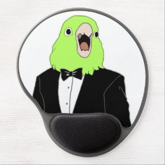 Parrotlet Man - Mousepad Gel Mouse Pad